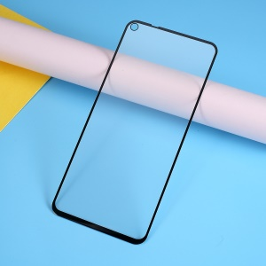 Silk Printing Full Screen Tempered Glass Protector Film (Full Glue) for Huawei Honor 20 Pro / Honor 20