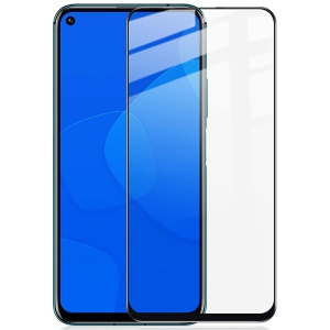 IMAK Pro+ Full Coverage Tempered Glass Screen Protector for Huawei Honor 20 Pro