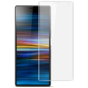 2Pcs/Set IMAK Hydrogel Film 3 Full Coverage Soft Screen Protector for Sony Xperia 10 Plus - Transparent