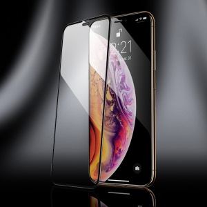 BENKS V PRO+ Corning [Anti-explosion] Full Cover Tempered Glass Film for iPhone (2019) 5.8 inch/ X / XS