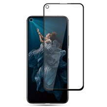 MOCOLO Full Screen HD Clear Silk Printing Anti-explosion Tempered Glass Protector for Huawei Honor 20 Pro (Full Glue)