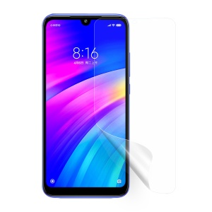 TPU Anti-glare Anti-explosion Full Cover Screen Film for Xiaomi Redmi Note 7 / Redmi 7