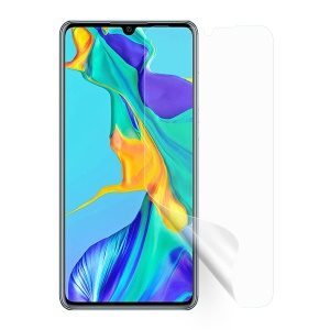 TPU Anti-Glare-Koagulation Full Cover Screen Schutzfolie Für Huawei P30 Pro