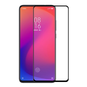 HAT PRINCE 0.26mm 9H 6D Curved Edge Full Cover Tempered Glass Screen Film for Xiaomi Redmi K20 / K20 Pro