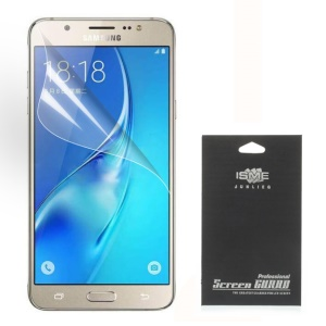 HD Clear LCD Screen Protector Film for Samsung Galaxy J7 (2016) (Black Package)