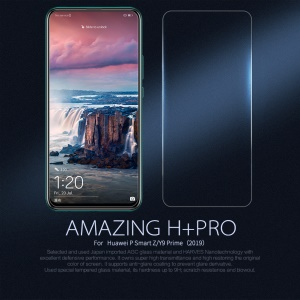 NILLKIN Amazing H+PRO Explosion-proof Tempered Glass Screen Protective Film for Huawei P Smart Z/Y9 Prime 2019