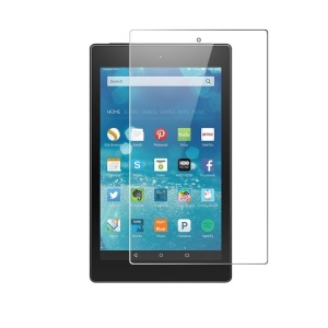 0.3mm Tempered Glass Screen Protector Film for Amazon Kindle Fire HDX 7 [Arc Edge]