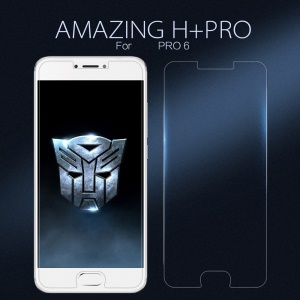 NILLKIN Amazing H+PRO for 	Meizu Pro 6 Tempered Glass Screen Film Nanometer Anti-Explosion