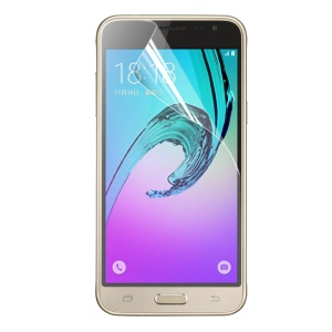 ENKAY Clear HD PET Screen Protector Guard Film for Samsung Galaxy J3 (2016)