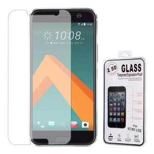 0.25mm Arc Edge Anti-explosion Tempered Glass Film for HTC 10/10 Lifestyle
