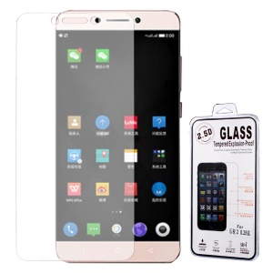 0.25mm Arc Edge Tempered Glass Screen Protector for LeEco Le 2/Le 2 Pro