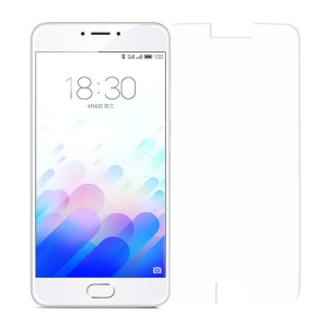 0.3mm Tempered Glass Screen Protector Film for Meizu m3 note Arc Edge