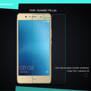 NILLKIN for Huawei P9 Lite Amazing Nanometer Anti-Explosion Tempered Glass Screen Protector Film