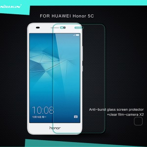 NILLKIN Amazing H Tempered Glass Screen Protector for Huawei Honor 5c Anti-Explosion
