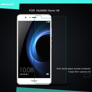 NILLKIN Amazing H Tempered Glass Screen Protector for Huawei Honor V8 Anti-Explosion
