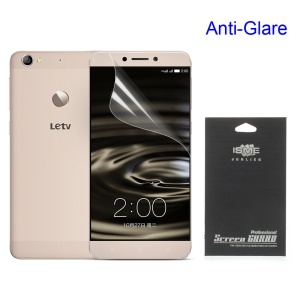 Matte Anti-glare LCD Screen Guard Film for Letv 1s (With Black Package)