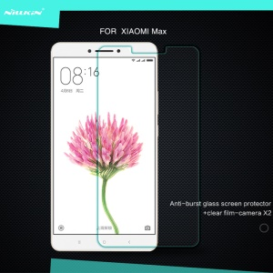 NILLKIN Amazing H Tempered Glass Screen Protector for Xiaomi Mi Max Anti-Explosion