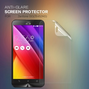 NILLKIN for Asus Zenfone Go (ZB452KG) Anti-scratch Matte Screen Protector Guard Film
