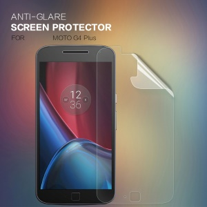 NILLKIN for Motorola Moto G4 Plus Matte Screen Protector Film Anti-scratch