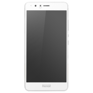 BASEUS for Huawei Honor V8 0.3mm Silk Print Full Coverage Tempered Glass Film - White