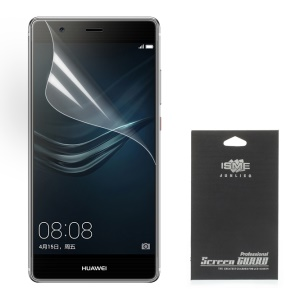 Ultra Clear Screen Protector Film for Huawei P9 Plus (With Black Package)