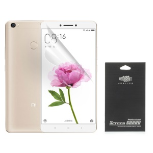 Ultra Clear Screen Protector Film for Xiaomi Mi Max (With Black Package)