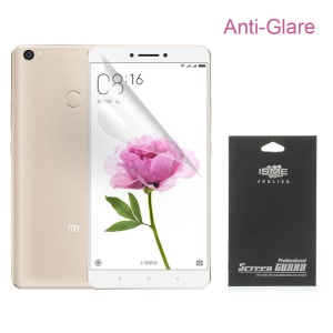 Matte Anti-glare Screen Protector Guard Film for Xiaomi Mi Max (With Black Package)
