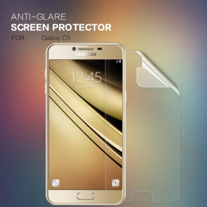 NILLKIN for Samsung Galaxy C5 Matte Screen Protector Film Anti-scratch