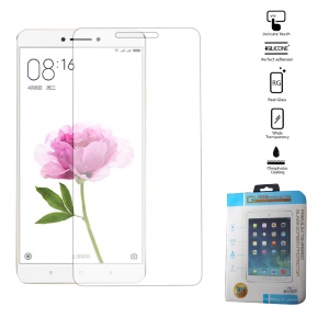0.25mm Tempered Glass Film Screen Guard Arc Edge for Xiaomi Mi Max