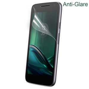 For Motorola Moto G4 Play Matte Anti-glare LCD Screen Protector Film