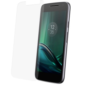 For Motorola Moto G4 Play Tempered Glass Screen Guard Film 0.3mm (Arc Edge)