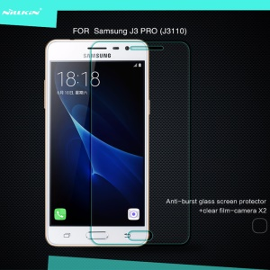 NILLKIN Amazing H for Samsung Galaxy J3 Pro Tempered Glass Screen Protector Anti-Explosion