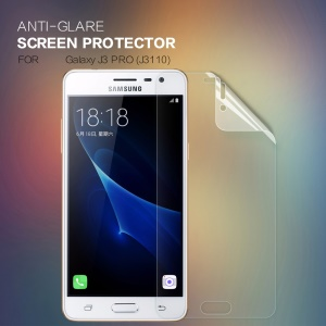 NILLKIN for Samsung Galaxy J3 Pro Matte Anti-glare Screen Protector Film Anti-scratch