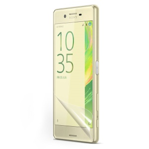 For Sony Xperia X Full Coverage Soft Screen Protector Film