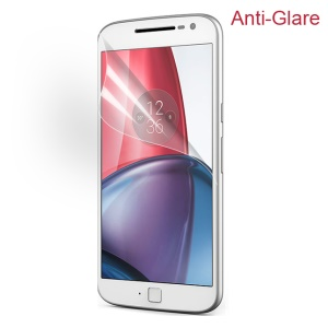 Anti-glare Screen Protector Guard Film for Motorola Moto G4 Plus