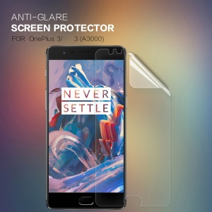NILLKIN for OnePlus 3 A3000 Matte Anti-scratch Screen Protector Film