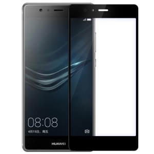 NILLKIN Amazing CP+ Anti-burst Tempered Glass Screen Protector for Huawei P9 Full Coverage - Black