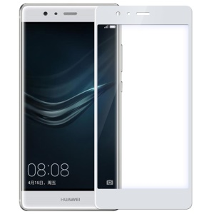 NILLKIN Amazing CP+ Tempered Glass Screen Guard Anti-burst for Huawei P9 Full Coverage - White