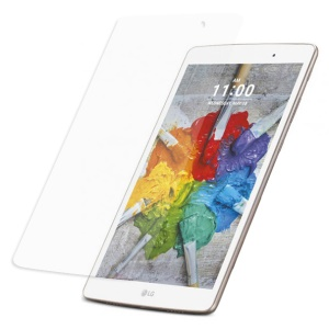 0.3mm Tempered Glass Screen Protection Film for LG G Pad III 8.0 V525 Arc Edge