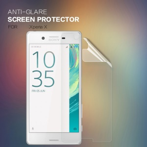 NILLKIN for Sony Xperia X Matte Anti-scratch Screen Guard Film