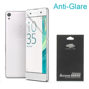 Matte Anti-glare LCD Screen Film for Sony Xperia XA / XA Dual (With Black Package)