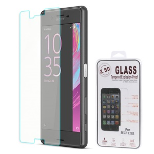 0.25mm Tempered Glass Screen Protector for Sony Xperia X Performance (Arc Edge)
