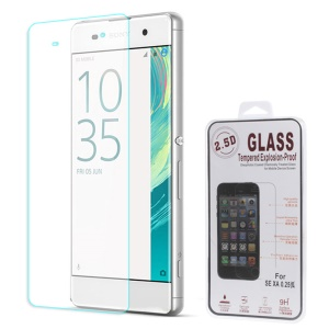 For Sony Xperia XA / XA Dual Tempered Glass Screen Protector 0.25mm Arc Edge