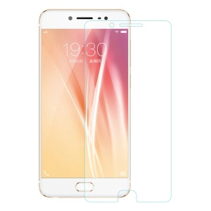 For Vivo X7 Plus Tempered Glass Screen Film Guard 0.25mm Arc Edge