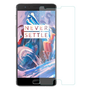 0.25mm Tempered Glass Screen Protector Film for OnePlus 3 Arc Edge