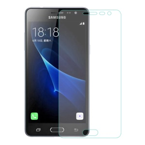 For Samsung Galaxy J3 Pro Tempered Glass Screen Guard 0.25mm Arc Edge