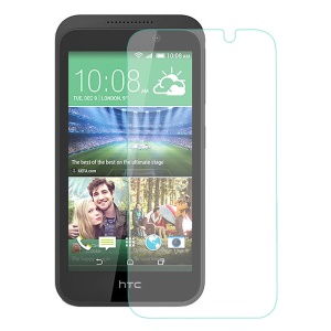 For HTC Desire 320 Tempered Glass Screen Protector 0.25mm Arc Edge