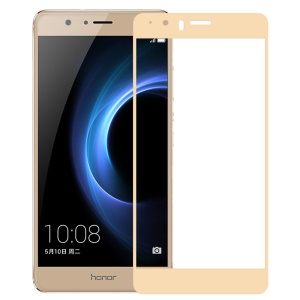 BENKS for Huawei Honor V8 Magic OKR+PRO 9H 0.3mm Full Size Tempered Glass Screen Protector - Gold