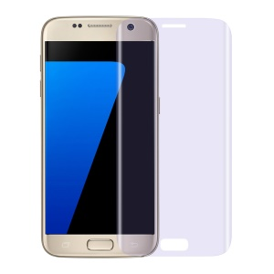3D Anti-blue-ray Tempered Glass Screen Film 0.3mm for Samsung Galaxy S7 G930 5.1-inch Full Coverage
