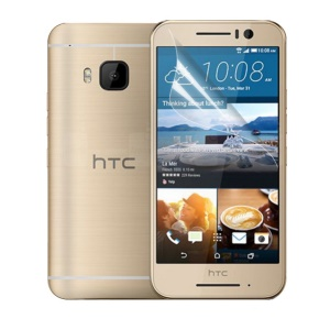 Ultra Clear LCD Screen Protective Film for HTC One S9
